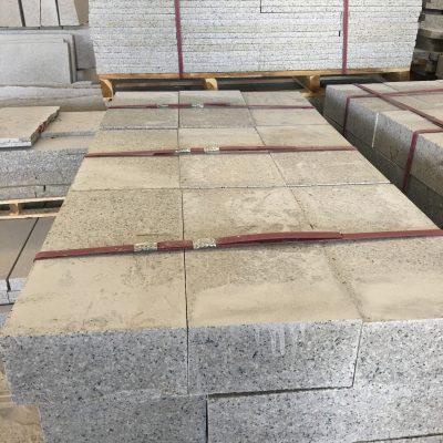 Đá Granite Phước Hòa cắt quy cách 10cm không mài